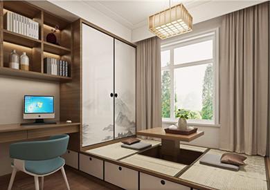 市公安大东宿舍130新中式3室2厅